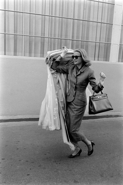 Grace Kelly's departure from Hollywood (Photo By A