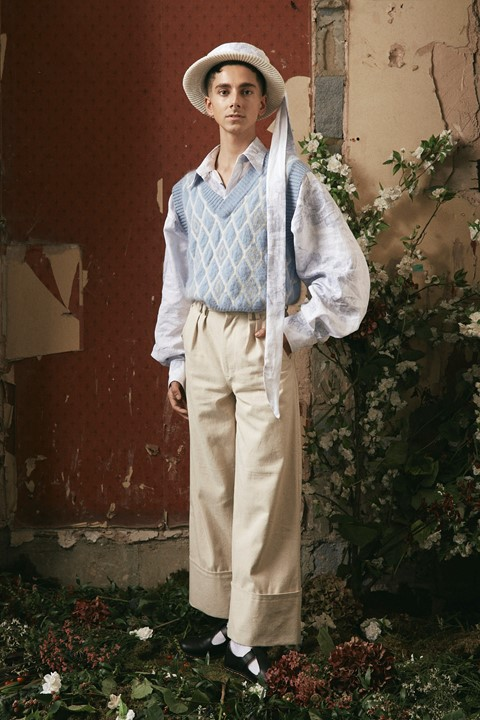 SS Daley Spring/Summer 2022 SS22 LFW