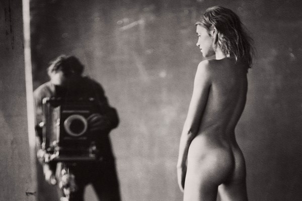 Inside Paolo Roversi's New Exhibition of Portraits, Nudes and Still Lifes