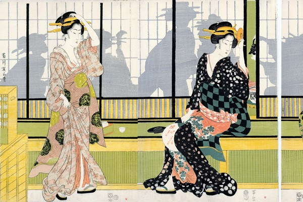 In Pictures: A Brief History of Japanese Woodblock Prints