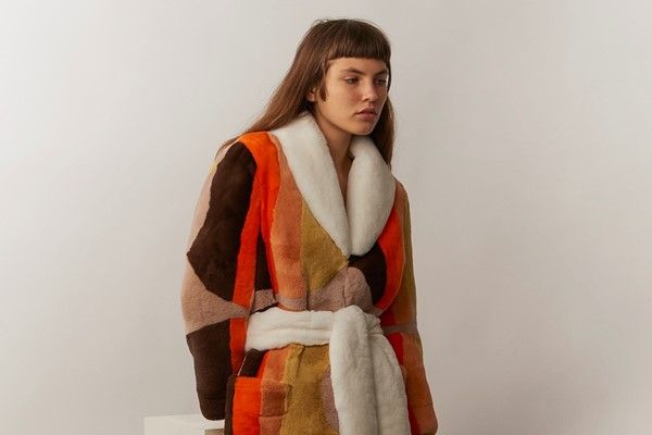 Fashion Beyond Beauty: Miu Miu's Fluffy Coat For Bed, Bath And Beyond