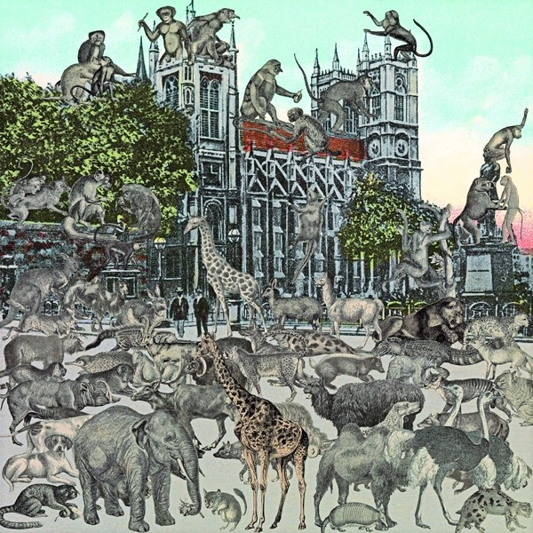 London: Westminster Abbey - Animalia, 2012