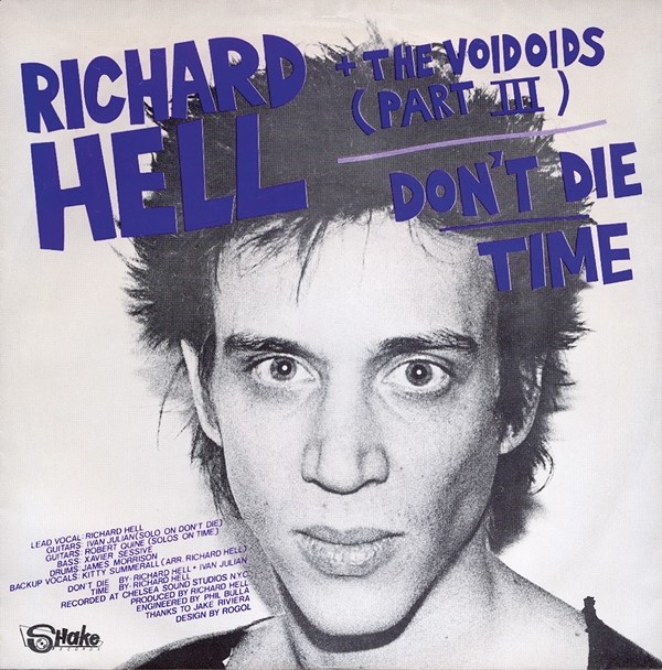 It All Began With Richard Hell