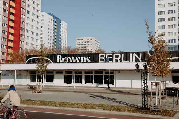 Why Browns Took Over an Abandoned Supermarket in Berlin