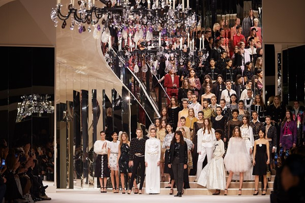 Post Karl, Chanel Goes Home – to Coco Chanel's Apartment