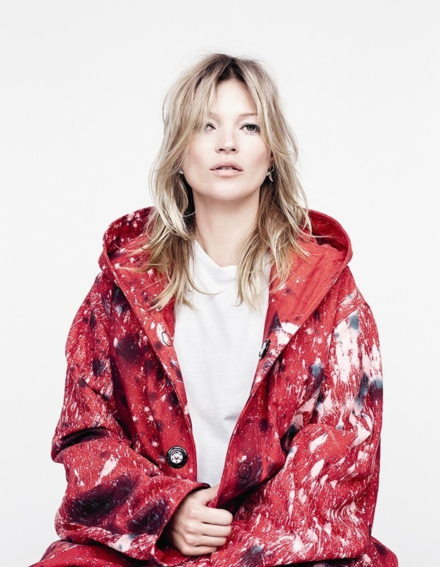 Kate Moss in Raf Simons/Sterling Ruby for AnOther Magazine