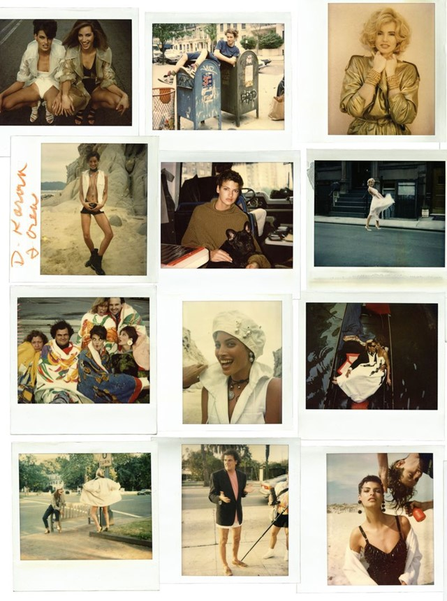 Let's Panic Magazine, Issue 1 – POLAROIDS 1987-1993 by Inge