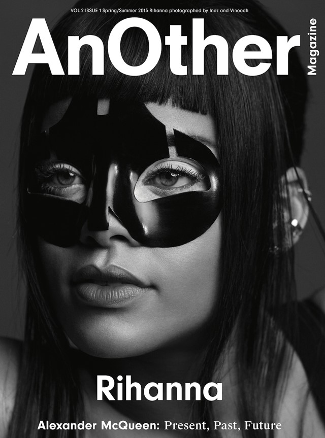 Rihanna for AnOther Magazine S/S15