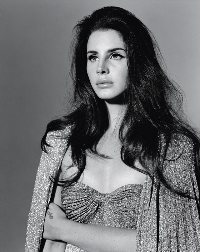 Lana Del Rey for Another Man S/S15