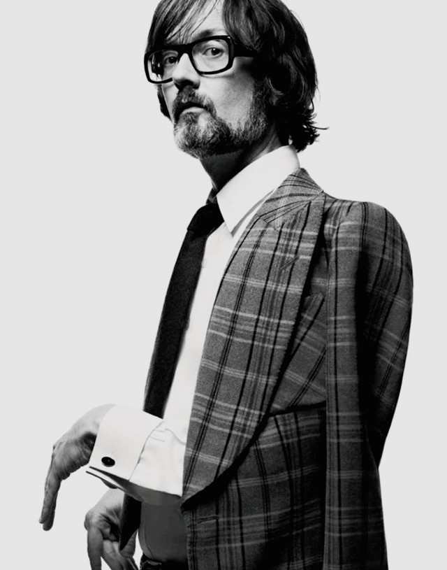 Jarvis Cocker for GQ UK, 2013
