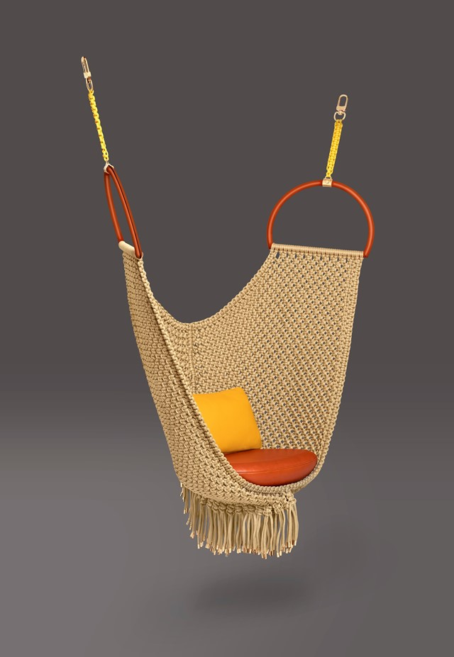 Swing Chair by Patricia Urquiola