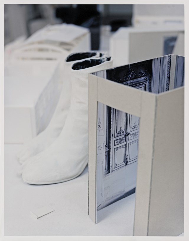 The Maison Martin Margiela Atelier in AnOther Magazine A/W08