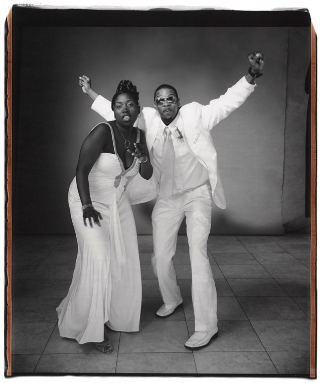Toccarra Baguma and George WilkinsonNew York City,