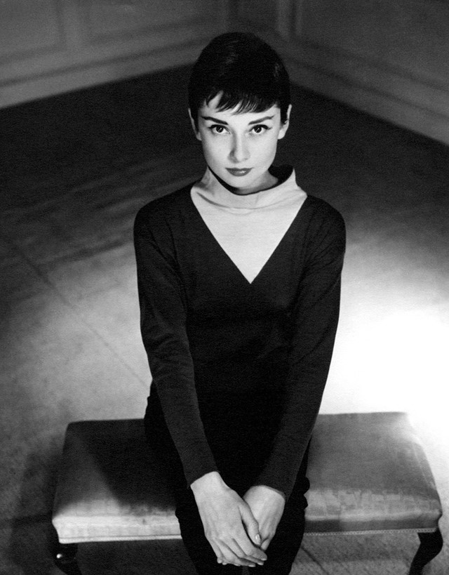 029. Audrey Hepburn by Anthony Beauchamp