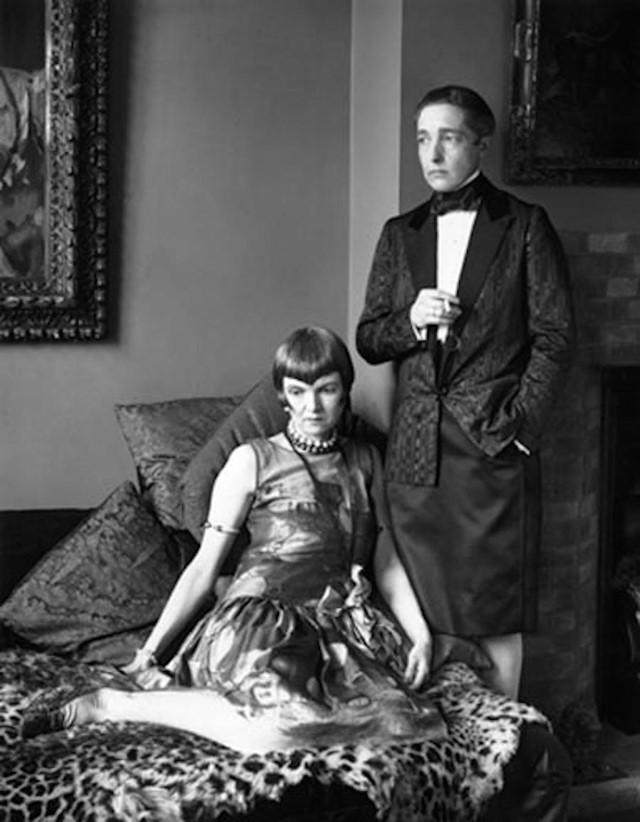 Radclyffe Hall and Una Troubridge, 1927