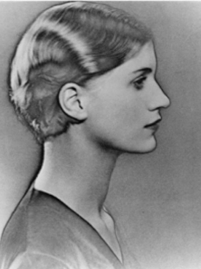 Man Ray, Solarised Portrait of Lee Miller, 1930, © Man Ray