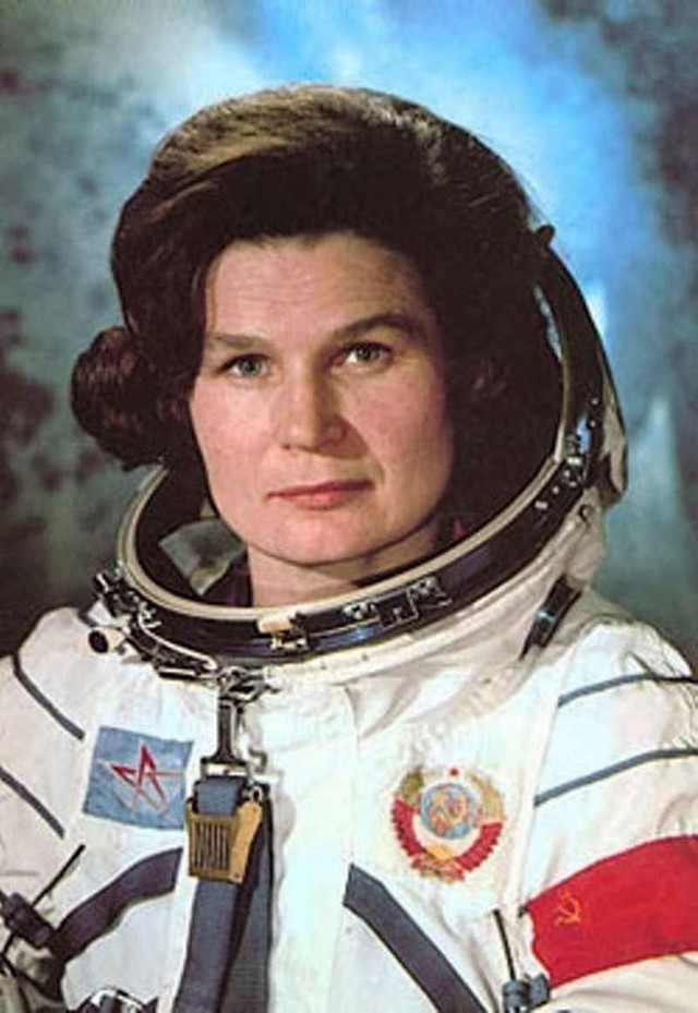 The First Woman in Space: Valentina Tereshkova | AnOther