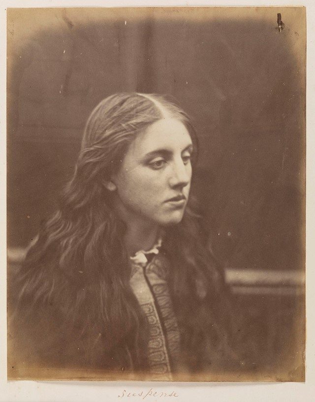 Suspense, 1864, Julia Margaret Cameron ∏ National