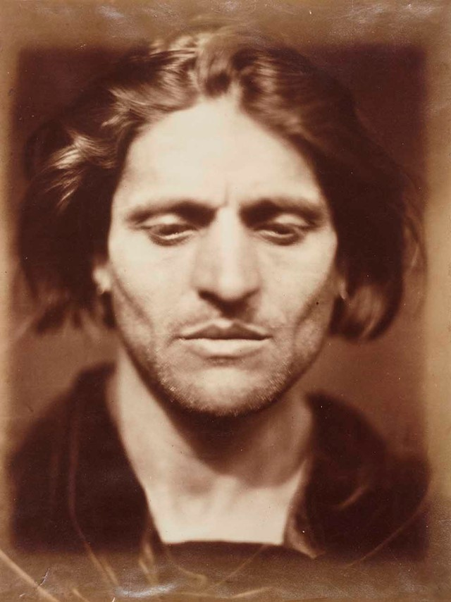 Iago, 1867, Julia Margaret Cameron ∏ National Medi
