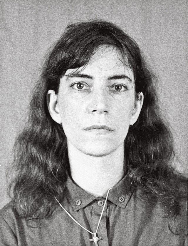 patti smith horses lyrics