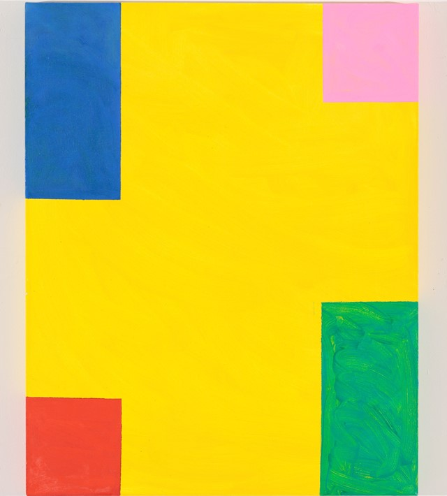 Taste of Honey, Mary Heilmann