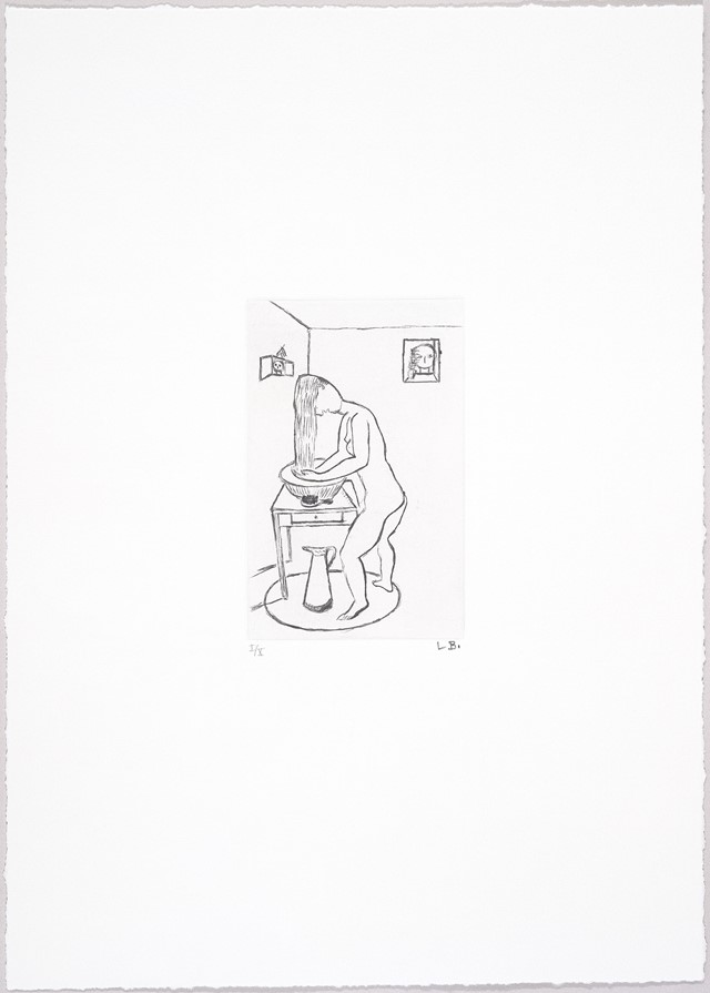 Louise Bourgeois, Untitled (Toilette), 1994