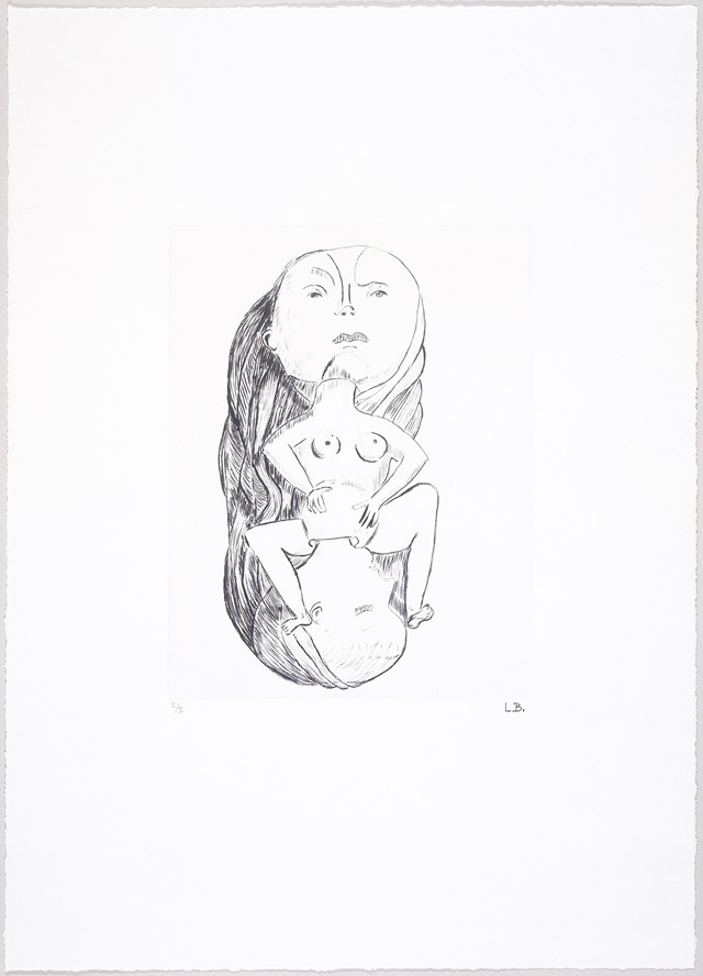 Louise Bourgeois, Untitled (Birth), 1994