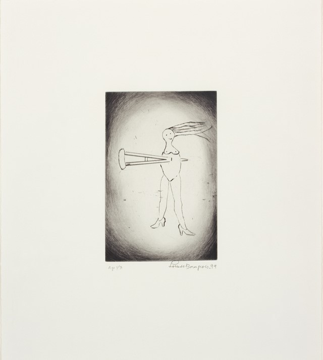 Louise Bourgeois, The Accident, 1999