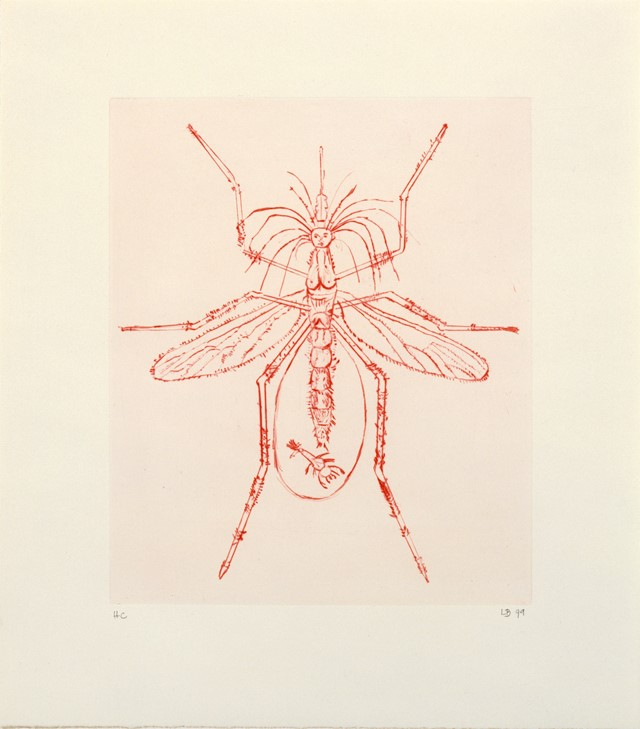 Louise Bourgeois, Mosquito, 1999