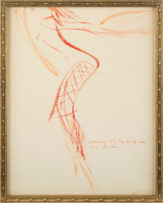 Marilyn Monroe's Artwork