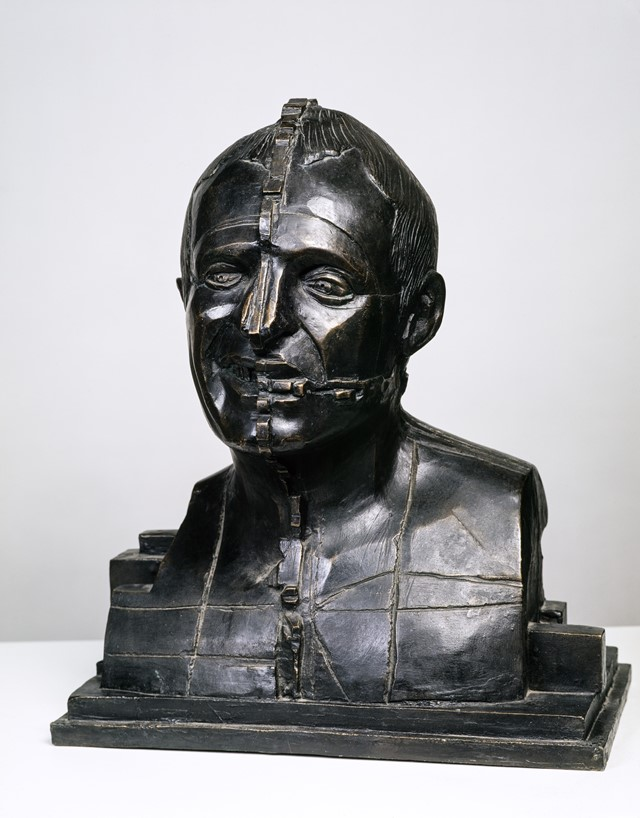Image 13. Paolozzi, Portrait of Richard Rogers, 19