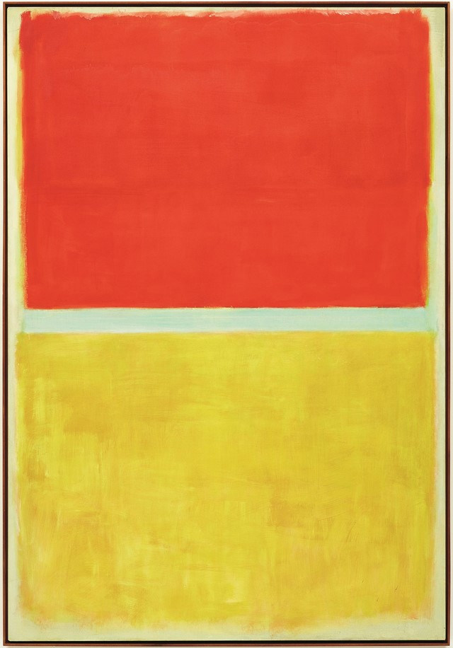 Ten Things You Might Not Know About Mark Rothko