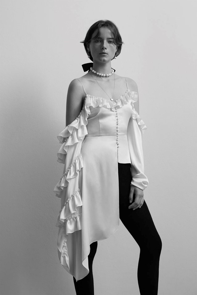 Magda Butrym SS18 collection (3)