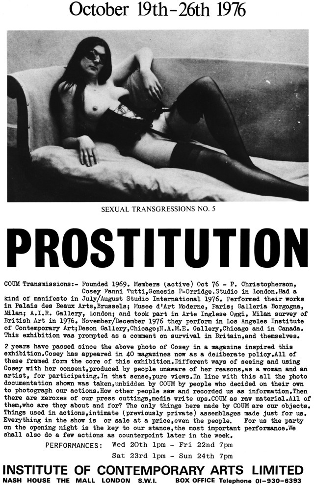 8.-COUM-Transmissions,-Prostitution,-ICA-(London),