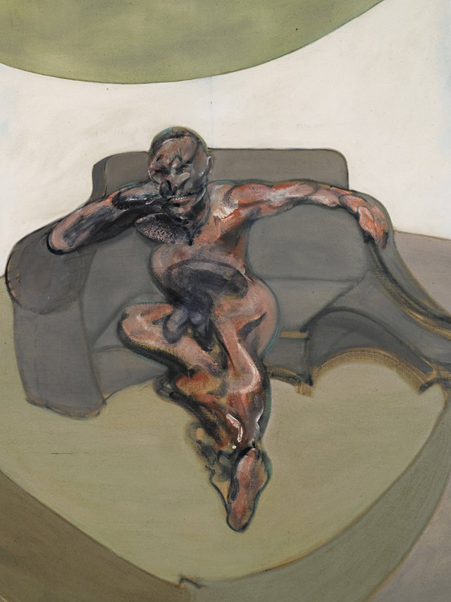 Francis Bacon - Portrait 1962