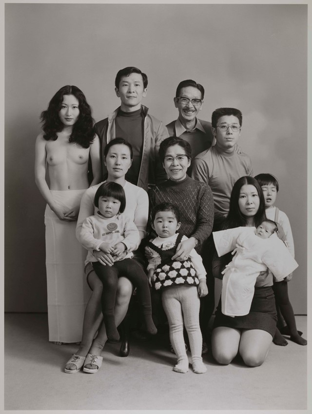 Family 1972 C Masahisa Fukase Archives