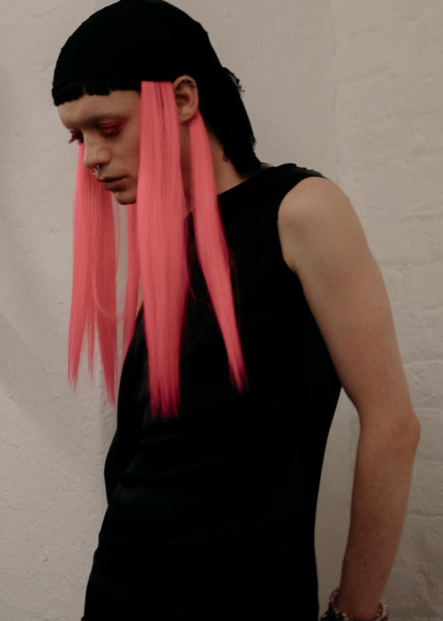 Art School Eden Loweth Tom Barratt London Fashion Week 2019
