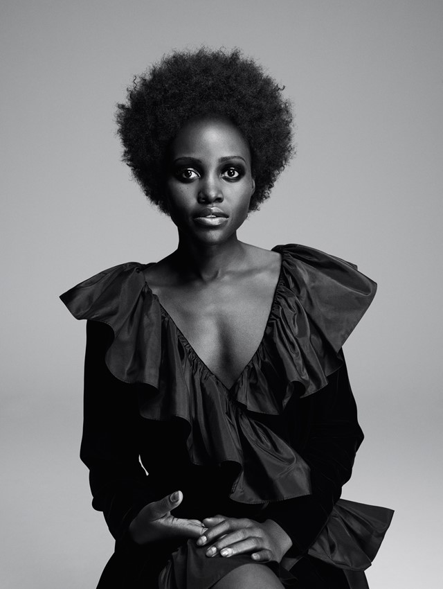 Cover Story Lupita Nyongo A Gracious Role Model For Our Times