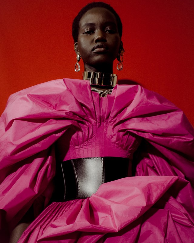 Sarah Burton Channels the North of England at Alexander McQueen
