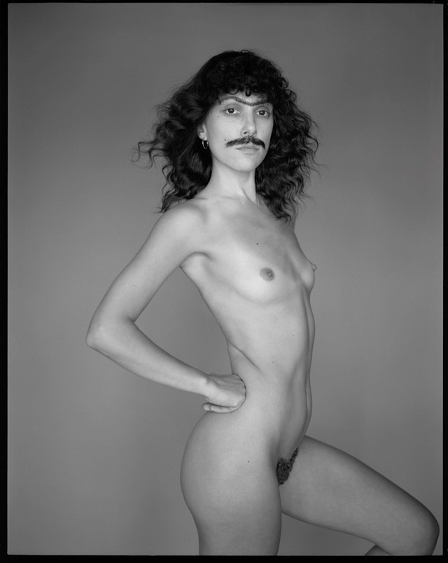 50 Photographers Present a Female Nude in Fight Against Censorship