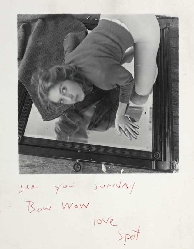 Francesca Woodman, Untitled, 1975-80 Artist Rooms