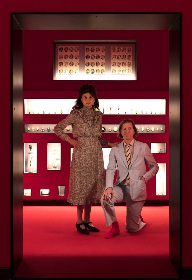 A Tour of Wes Anderson's New Exhibition