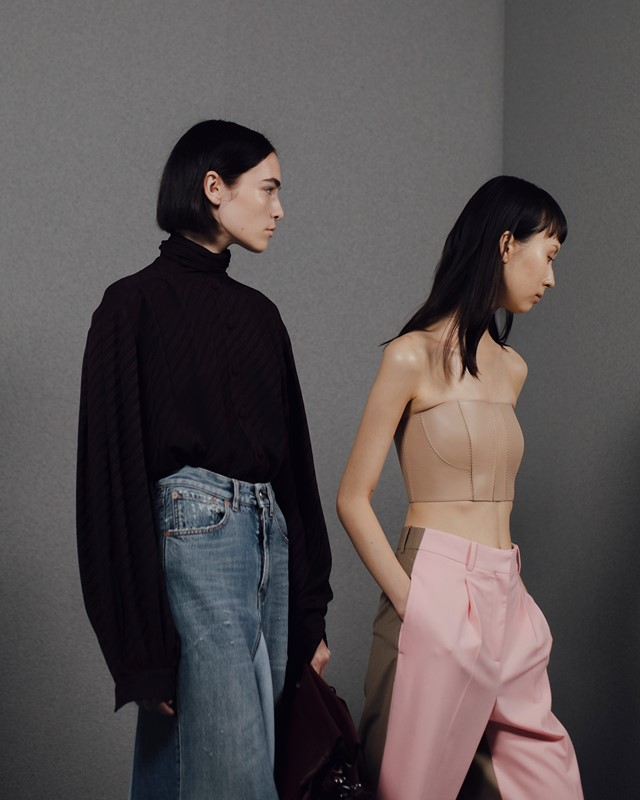 Givenchy Clare Waight Keller 90s Spring/Summer 2020 Paris