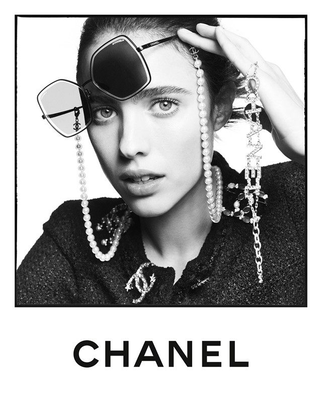 Chanel SS20 Pharrell Williams Margaret Qualley