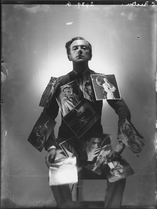 190_Cecil Beaton by Paul Tanqueray_x44847_from NEG