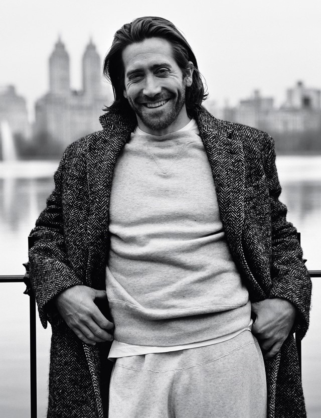 Jake Gyllenhaal for Another Man 30