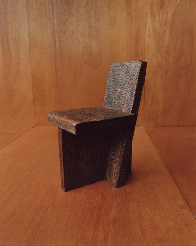 Green River Project Black Hyedua Chair