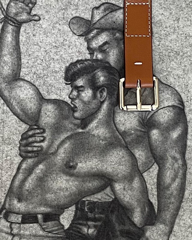 JW Anderson x Tom of Finland Foundation