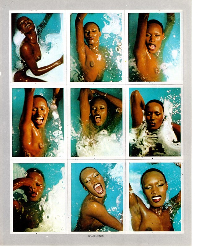 Grace Before Jones: Camera, Disco, Studio