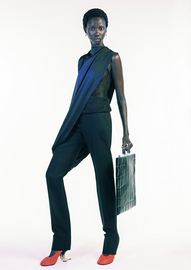Givenchy Mattthew Williams SS21 first collection